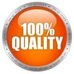 Quality Badge 150px - NO INF