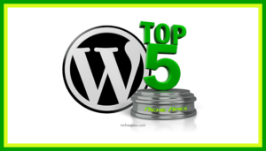 wordpress top 5-wordpress-tips-guides-advice-pointers-information-help-review