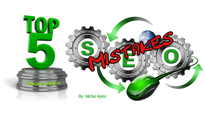 top seo mistakes,seo facts,seo tips,seo guide,seo mistakes