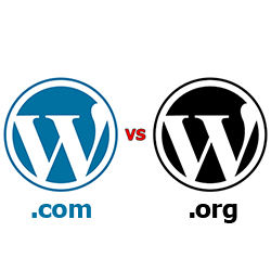 wordpress com vs wordpress org,wordpress org vs wordpress com