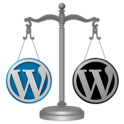 wordpress com vs org,wordpress org vs wordpress,wordpress dot com vs dot org
