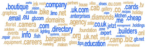 new,domain,extensions,tld,gtld,domains,domain names