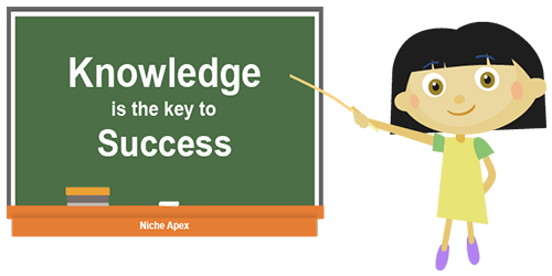 knowledge,key,success,tips,guide,advice