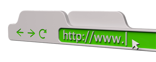 web-browser-address-bar-domain-names