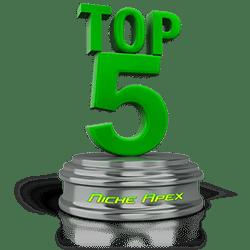 niche apex top 5,top 5,top