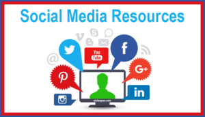 social media resources,social media marketing,social media,smm,tips,guides,reference,help,free,facebook,twitter,google plus,google,linkedin,pinterest,youtube
