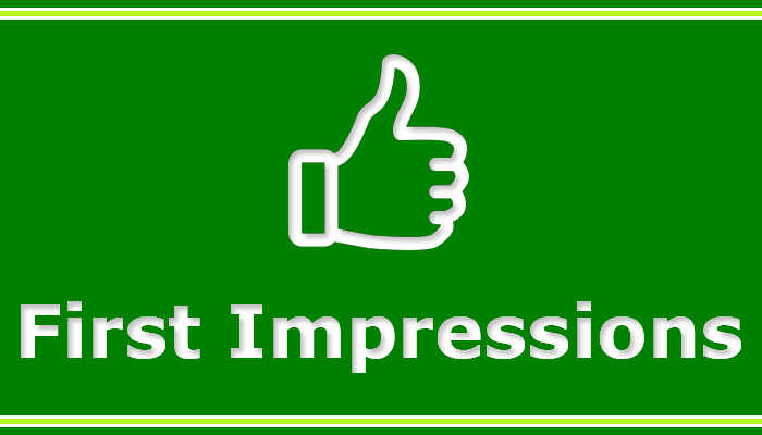 first,impressions,first impressions,advice,tips,information,success,help,pointers